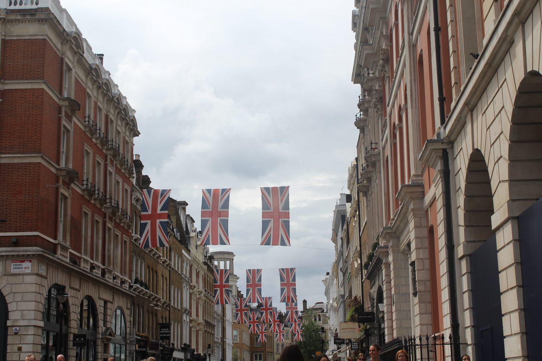 Fotodagboek tripje Londen en roze restaurant Sketch!