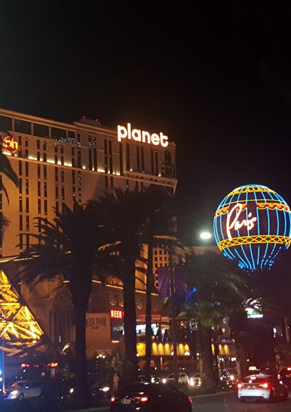 Mijn reis naar Amerika: Las Vegas