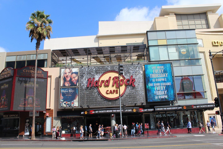 Mijn reis naar Amerika: Los Angeles