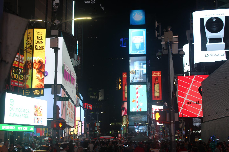 Mijn reis naar Amerika: New York