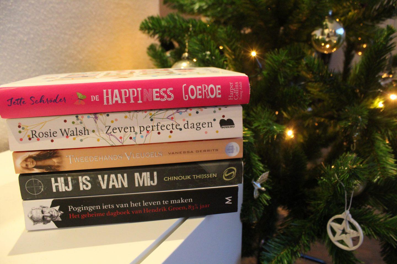 5 leuke boeken die ik dit jaar heb gelezen