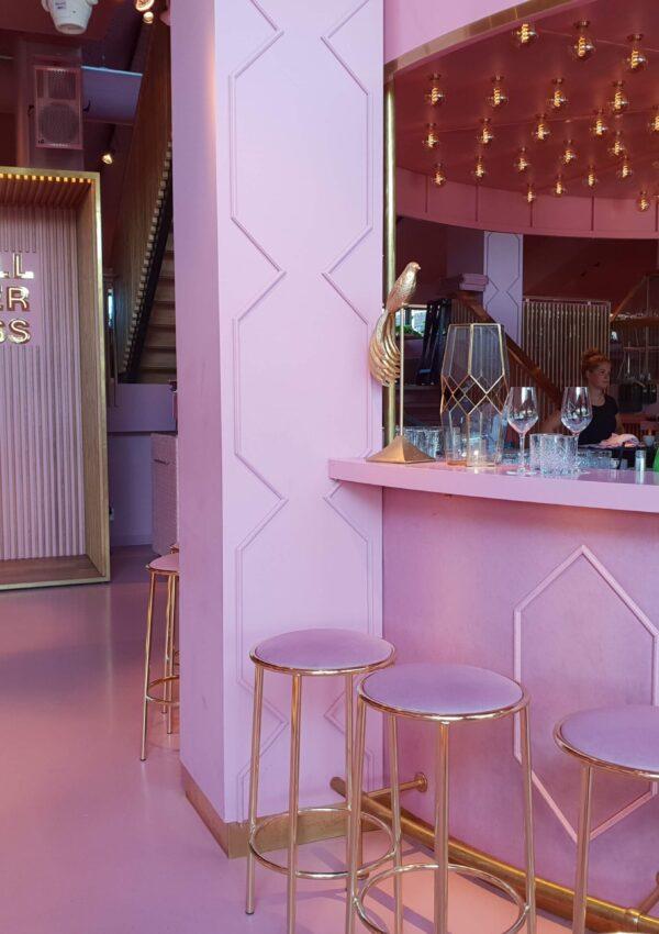 De leukste roze hotspots! #1