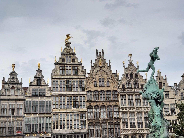 Fotodagboek: mijn tripje Antwerpen!
