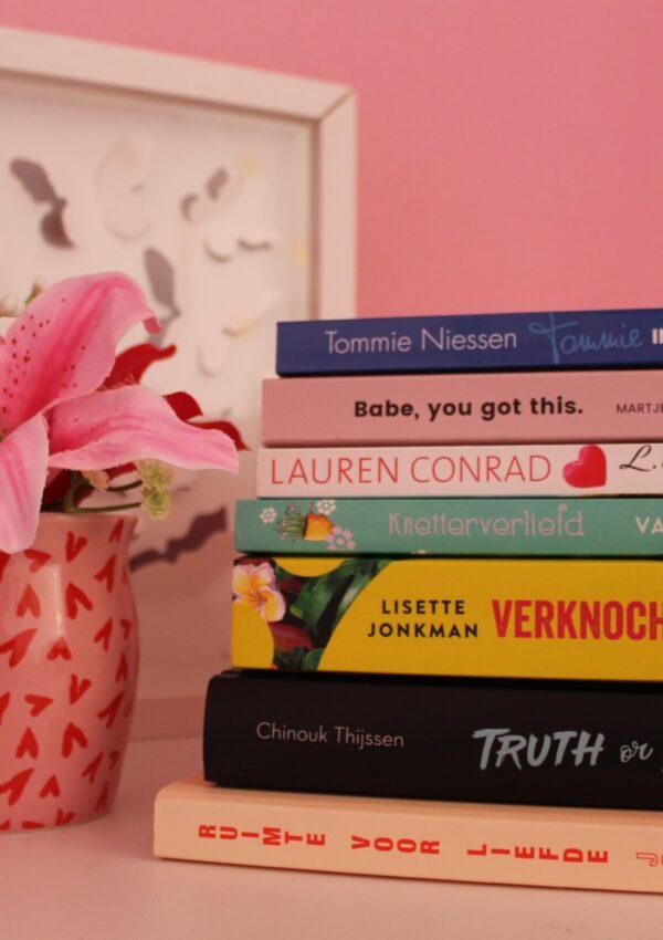 De 7 leukste boeken die ik in 2019 las!