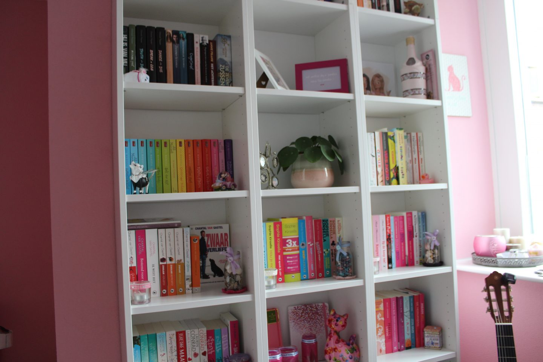 Kijkje in mijn boekenkast!