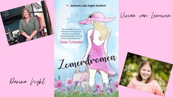 Meet the Zomerdromen-crew #3: Darina en Vivian
