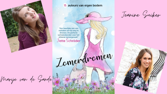 Meet the Zomerdromen-crew #7: Marije en Jeanine